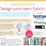 Sewing World Features Our Competition!