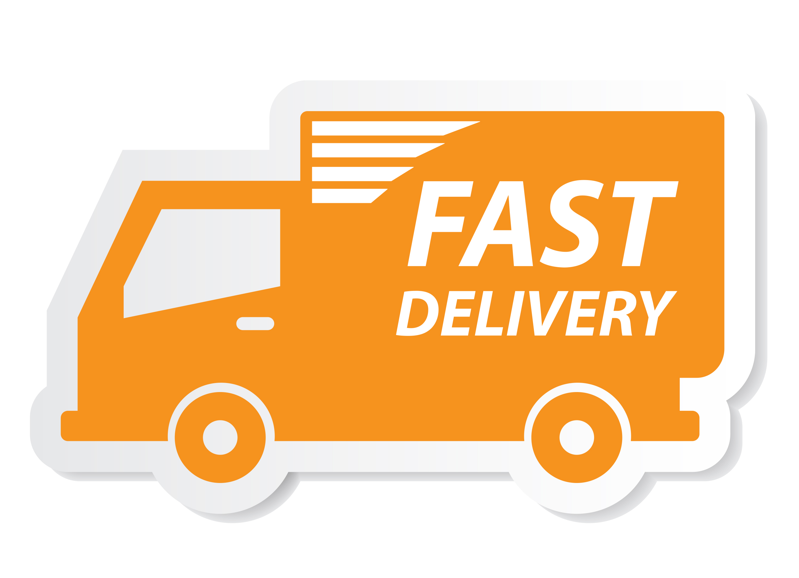 Express Delivery Is Here!