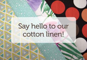 Our Fabric Range Just Got Bigger!
