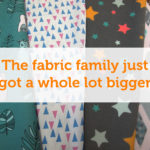 Four Fabulous New Fabrics!