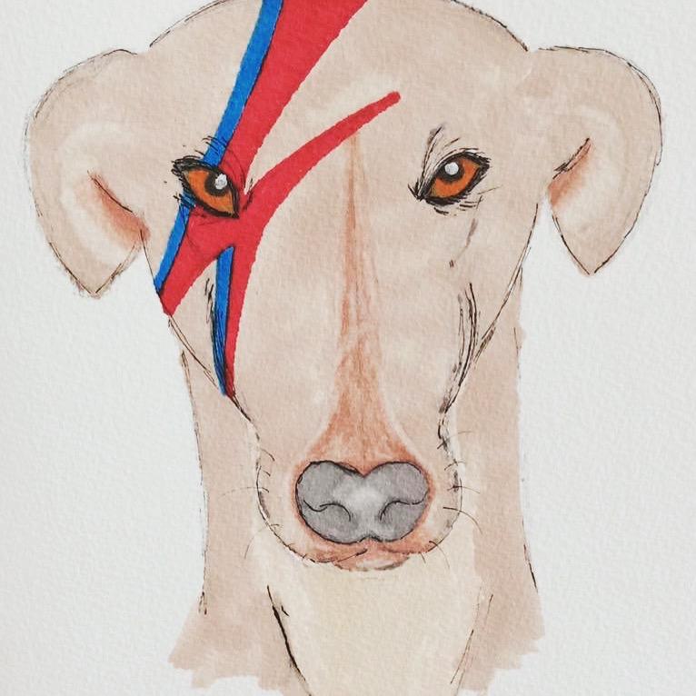 Jane Wren Artwork