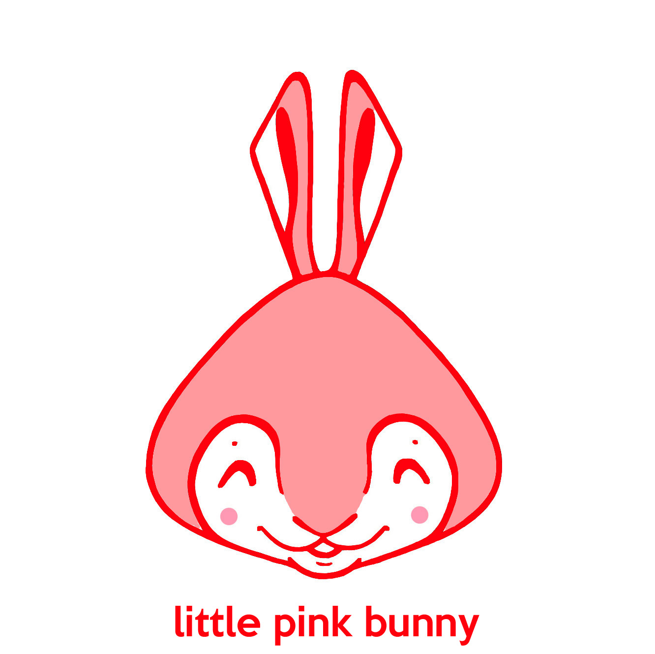 Little Pink Bunny