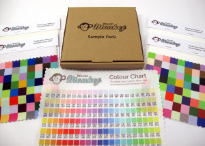 Colour Chart & Sample Pack