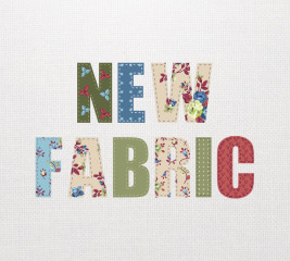 Take A Look At Our New Fabric!